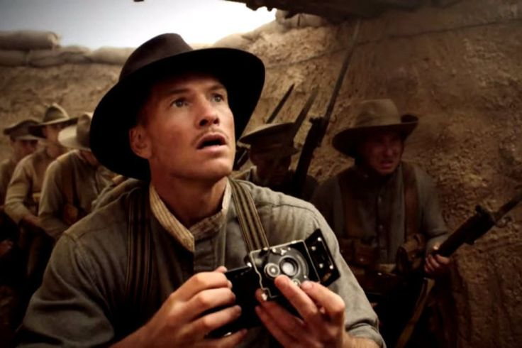 Foxtel's Anzac Day Miniseries 'Deadline Gallipoli' Is Actually Pretty Great Television | Junkee