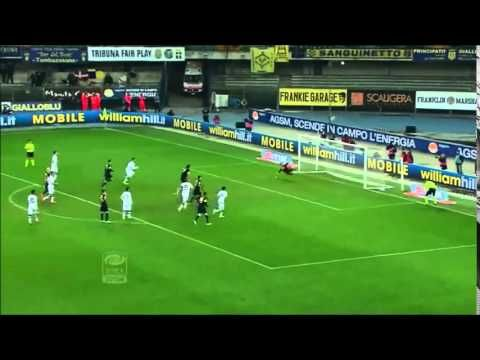 Luca Toni Hellas Verona GOL