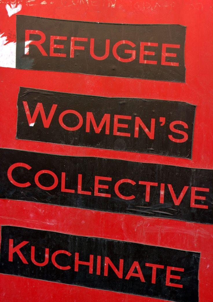Kuchinate ,a collective for asylum seeking women in southern Tel Aviv