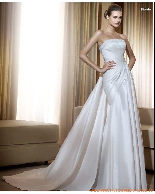 201 best Elegante Brautkleider images on Pinterest | Homecoming ...
