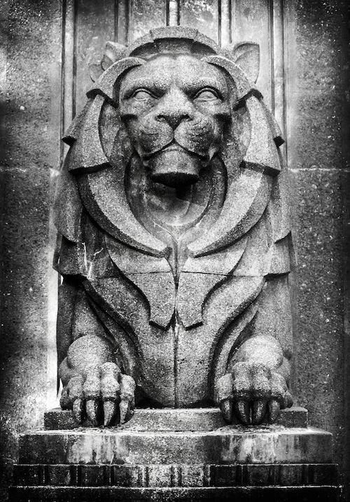 Gate Keeper - Vancouver, Lions Gate Bridge