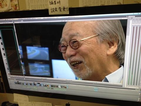 78年の鈴鹿8耐の立ち上げに関わった一人、藤井璋美(ふじい・てるよし)さん。