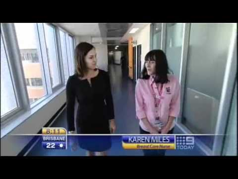 Today Show Story - A Day in the Life of a McGrath Breast Care Nurse