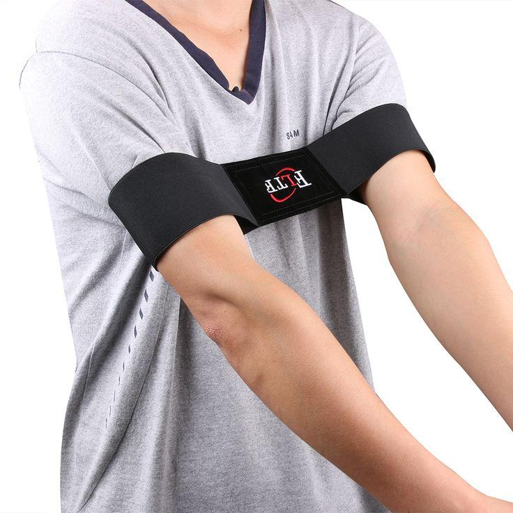 Golf Arm Posture Motion Correction Belt Black Posture Adjustment Belt Golf Training Aids Golf Practice Equipment Accessories