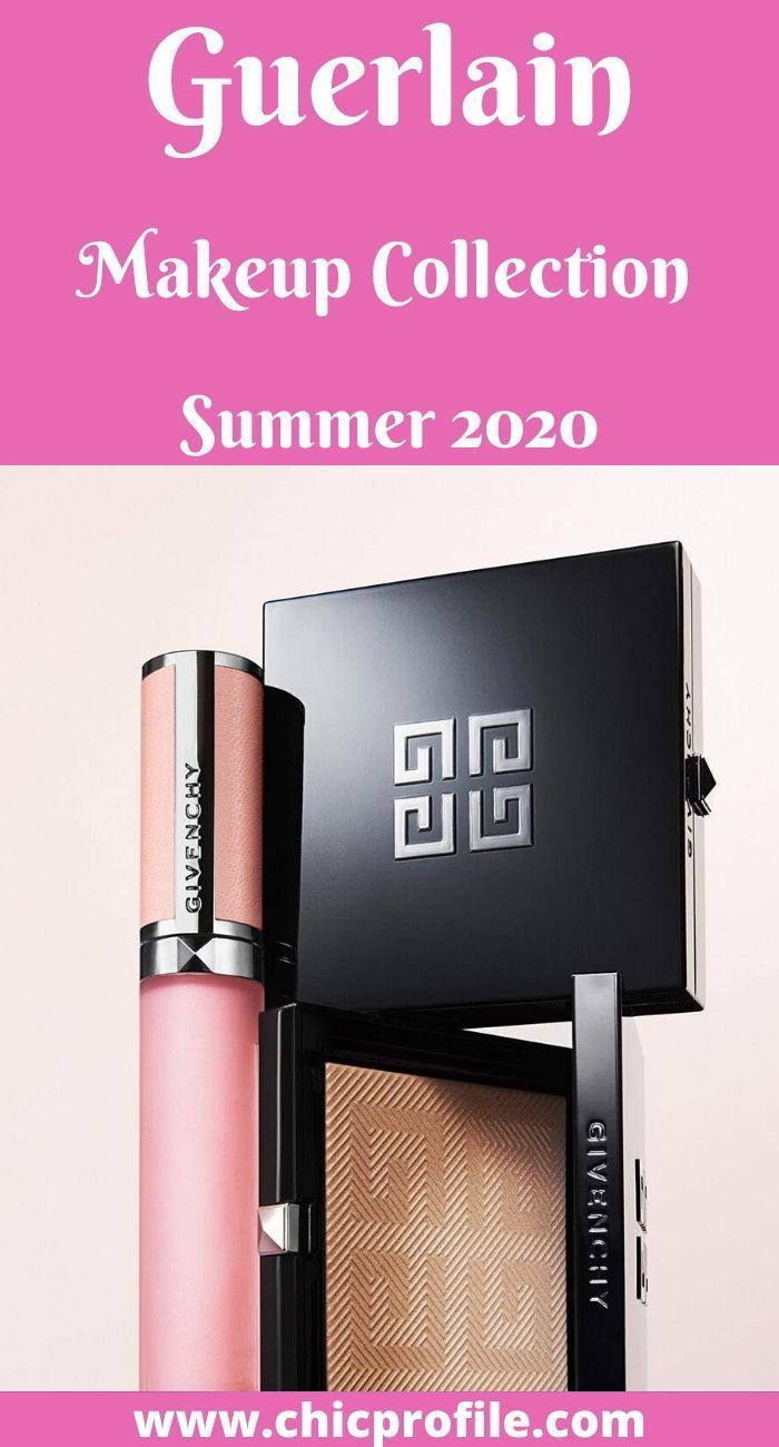 Get The Details On The New Makeup Release From Guerlain Guerlain