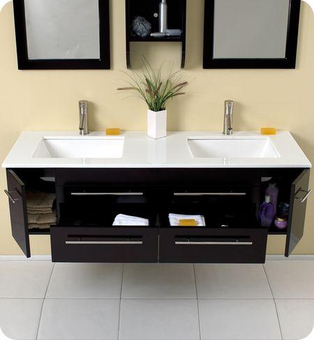 Website Photo Gallery Examples  best Floating Bathroom Vanities images on Pinterest Floating bathroom vanities Bath vanities and Bathroom ideas