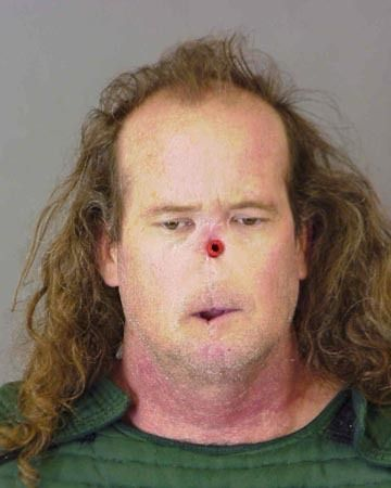 stupid mug shots | ... ugly men ugliest crazy crime beat funny mugshots stupid criminals