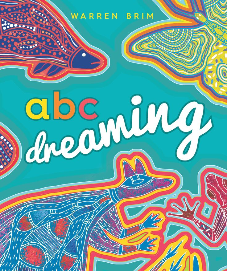 A unique Australian ABC book featuring the artwork of celebrated Queensland artist Warren Brim. ABC Dreaming introduces young children to the alphabet through Australian plants and animals. With beautiful artwork and an array of amazing creatures, ABC Dreaming is a perfect addition to any child's bookshelf.