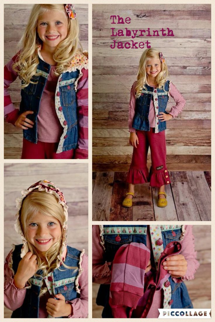 Ma matilda jane good luck trunk coupon code - Matilda Jane Clothing Labyrinth Jacket Converts To A Vest With Zip Off Sleeves Matildajaneclothing Com