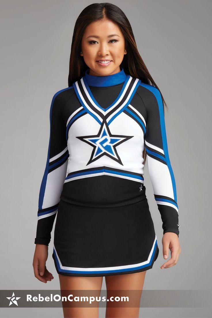 Best 31 School Cheerleading Uniforms Images On Pinterest | School Cheerleading Cheerleading ...