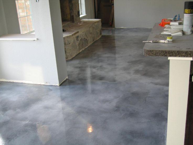 Acid Stain Concrete | Vivid Decorative Concrete - Fort Worth Acid Stain Concrete Flooring ...