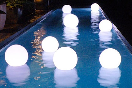 Moonlight - LED illuminated floating ball - at 50% off, only $60!