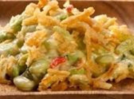 Lima Bean Casserole Recipe