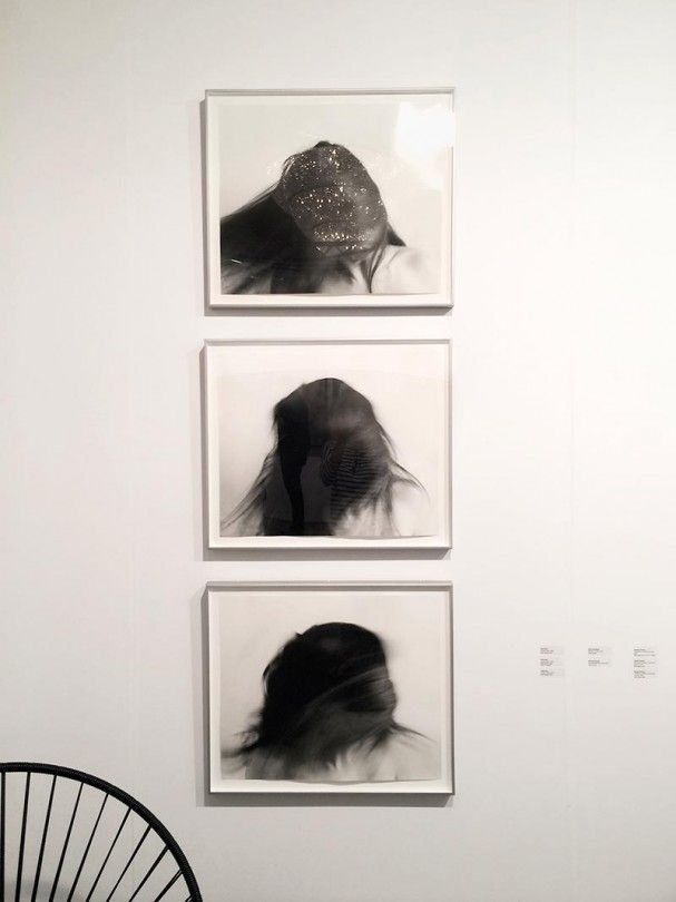 """Best of Contemporary Art Photography   Discover Miami Art Basel   Favorites from The Print Atelier TPA curator Maude Arsenault   The Next Generation Art Gallery   """"Untitled (Hair), JANICE GUY, The Apartement, Vancouver"""