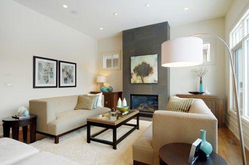 Como Decorar Sala de Estar Pequeña e Simples: http://fotosdedecoracion.com/2016/12/decorar-sala-estar-pequena-e-simples/