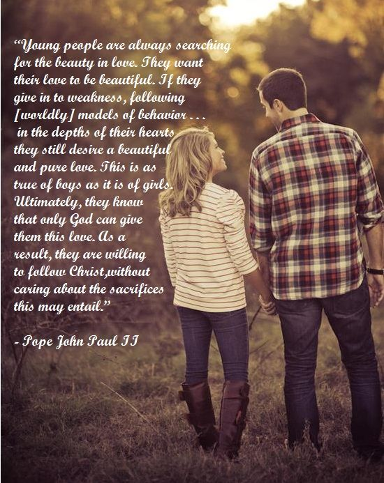 John paul ii marriage quotes