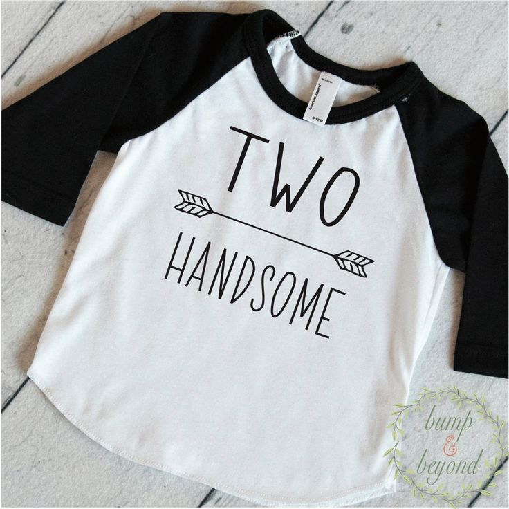 Birthday Shirt 2 Year Old Boys - This second birthday shirt is perfect for your…