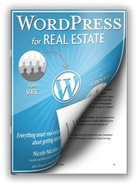 WordPress for Real Estate       A great resource to help you get started building your blog.  Nik_Nik walks you through step by step all the do's and Dont's of a proper Real Estate Blog on Wordpress