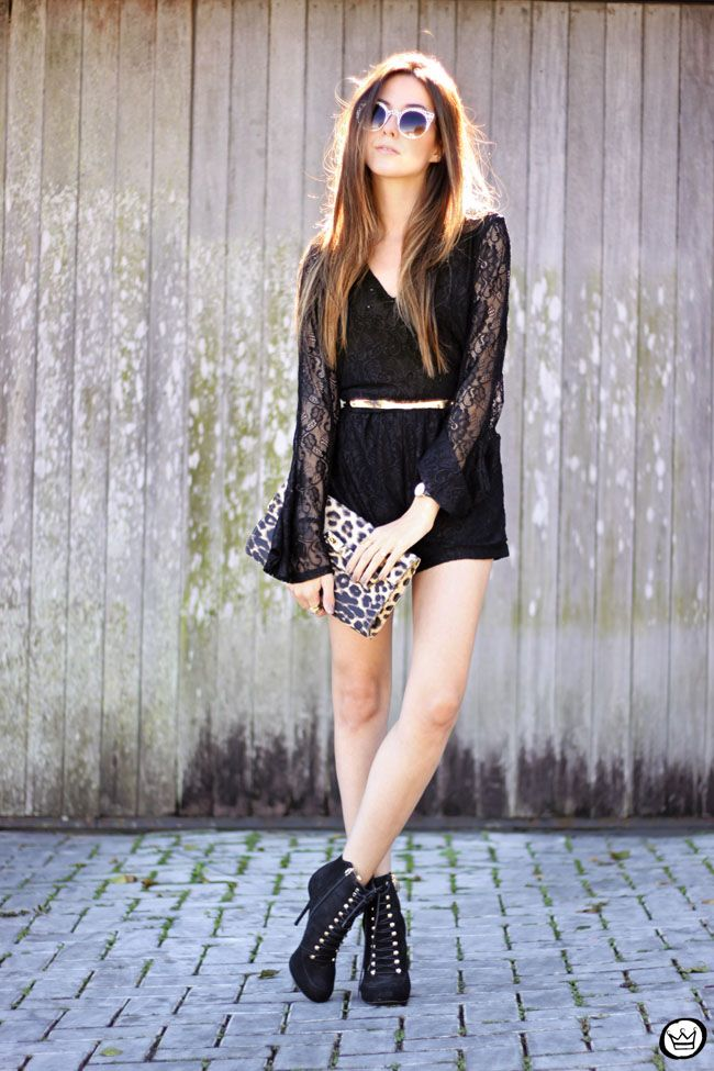 FashionCoolture: Womens Indie Fashion Round Metal Mesh Cat Eye 9432