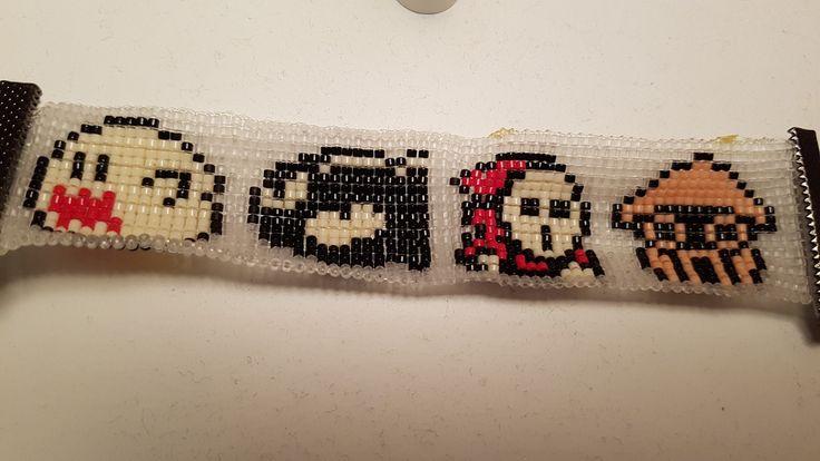 Mario Creatures' bracelet