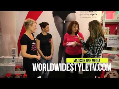 Worldwide Style TV meets the UK distributor of LYCON wax, Strip Distribution and interviews Lydia about how waxing can grow your business!