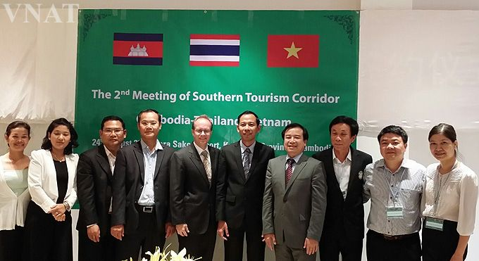 Viet Nam, Cambodia, Thailand join hands to boost sea tourism   Tourism officials from Cambodia, Thailand and Viet Nam have agreed to build a sea tourism package programme connecting tourism sites in the southern ends of the three countries.   #vietnamtravelnews #vntravelnews #vietnamnews  #traveltovietnam #vietnamtravel #vietnamtour