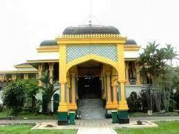 Istana Maimun di Medan, Sumatera Utara