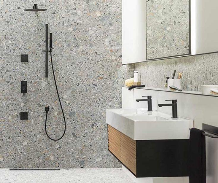 Ceppo Stone TerrazzoEffect Tiles TileStyle Dublin