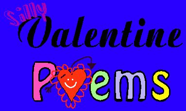 Cute poems for Valentines Day ! VALENTINES - Silly Poems for Kids, Children and Adults.