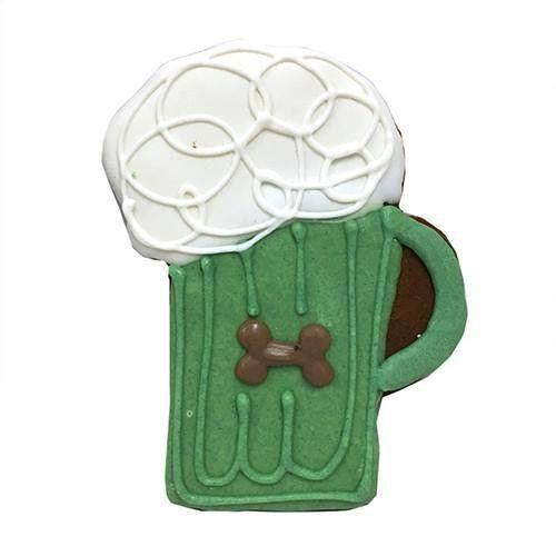 Green Mug Pet Treats