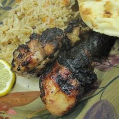 Paleo Ainaa's BBQ Chicken