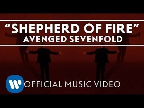 Avenged Sevenfold - Shepherd Of Fire [Official Music Video] - YouTube
