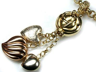23.1 grams 18K ITALIAN GOLD  CHAIN, 45 CM LONG 23.1  GRAMS L372 gold chain , gold jewelry , chain
