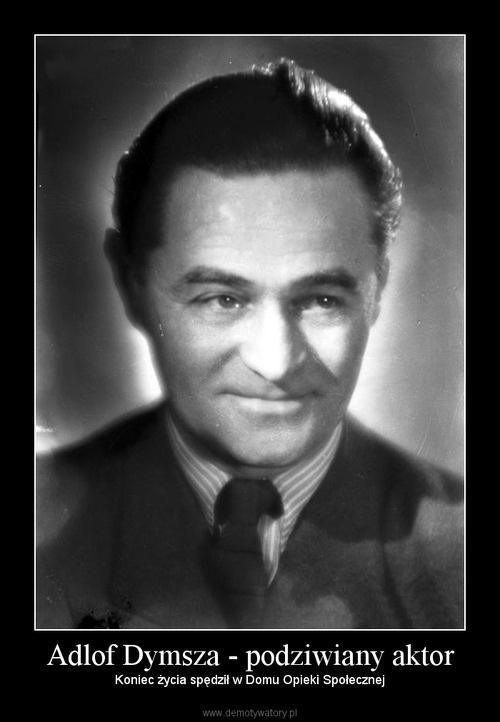 Adolf Dymsza