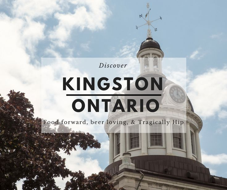 Often overlooked and underappreciated, I head to Canada's 1st capital to see what it has to offer. Here is my time Discovering Kingston, Ontario.