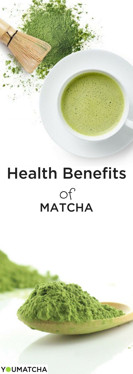 We all know that green tea benefits are amazing, but when you consume matcha, you consume all of green tea's benefits in the most concentrated form — and the matcha tea health benefits are amplified!