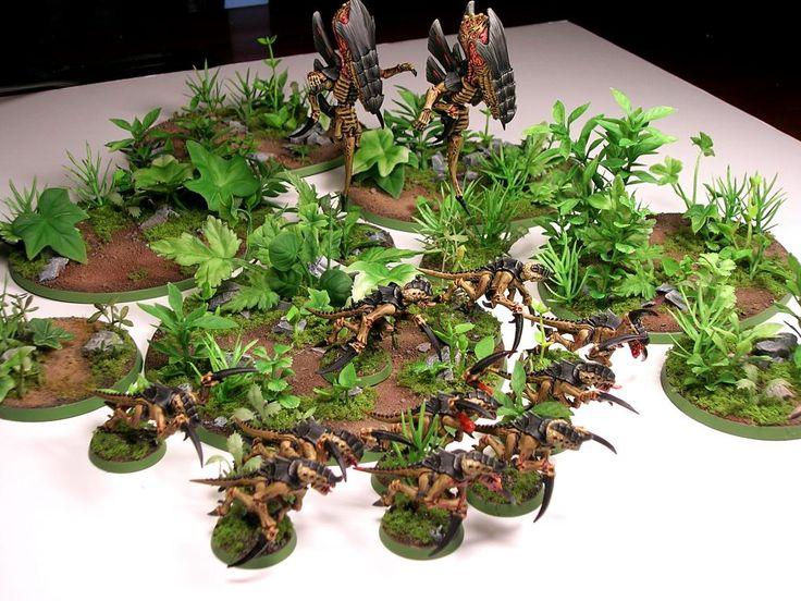 ** Hive Fleet Colossus** - jungle world themed tyranid army (PICS!) - Page 2 - Forum - DakkaDakka | My Leman Russ is Fight!