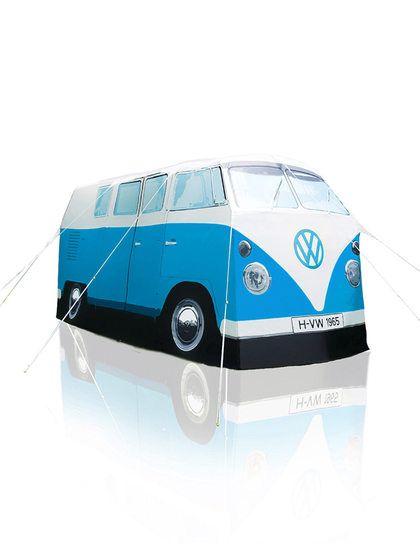 VW 1965 Camper Van Tent por Monster Factory en Gilt