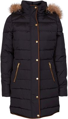 Vila Lonar down coat black