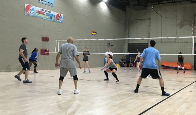 Pin By Libero Virginia On Volleyball Gymnastics Floor Volleyball Clubs Workout Programs