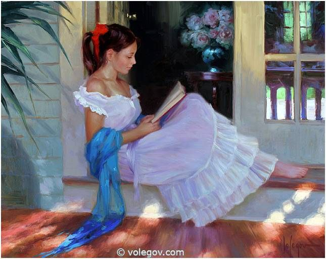 """Silent Day"" (2009) by Vladimir Volegov."