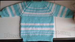 Ajándékba baba pulcsi