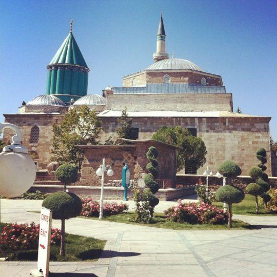 Konya şu şehirde: Türkiye