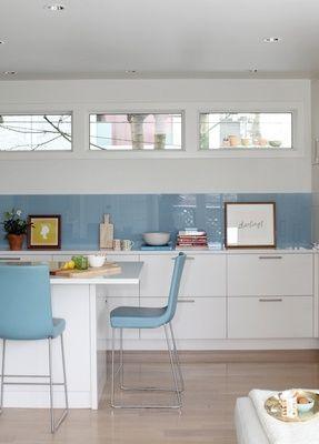 13 best blue kitchen splashbacks images on pinterest