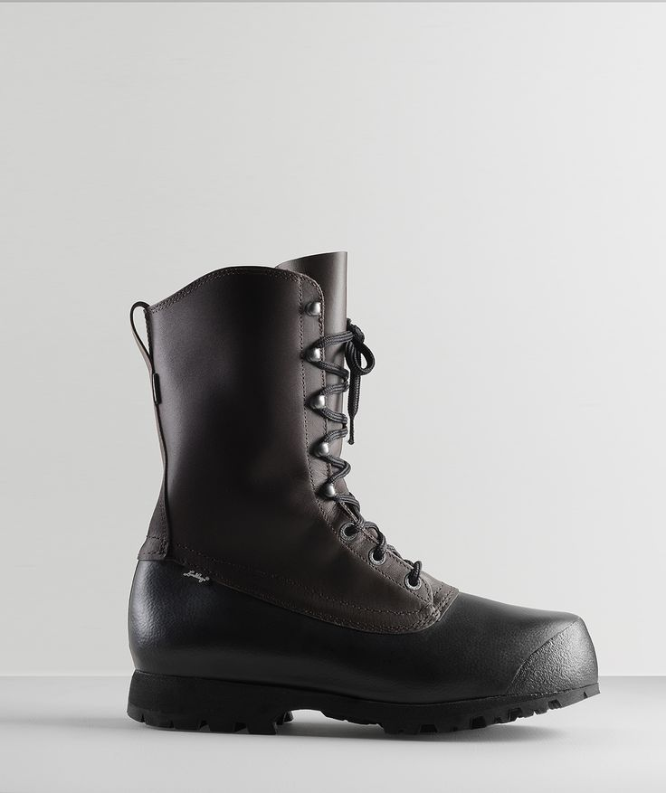 Lundhags Forest Boot. Stylish, minimalist and classic Boot for hiking och hunting.
