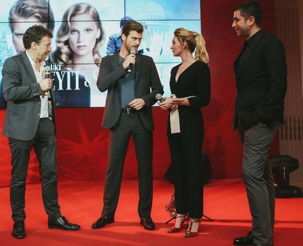 """Kurt Seyit ve Şura Rusya'dan Cannes'a Organizasyon kapsamında düzenlenen """"Kurt Seyit ve Şura"""" partisine ilgi büyük oldu."""