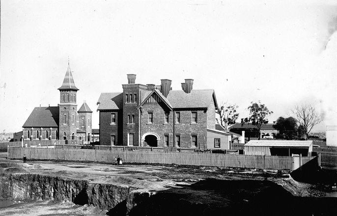 Northcote, Victoria, 1895