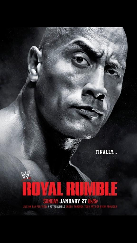 Twitter / TheRock: Hush little baby don't say ...