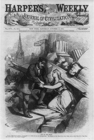 Déjà Vu: the Panic of 1873