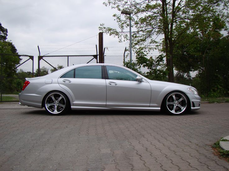 2010 mercedes benz s550 | MEC Design Mercedes-Benz S550 3 | Car Tuning